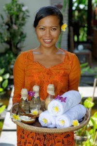 Trattamenti benessere a Bali