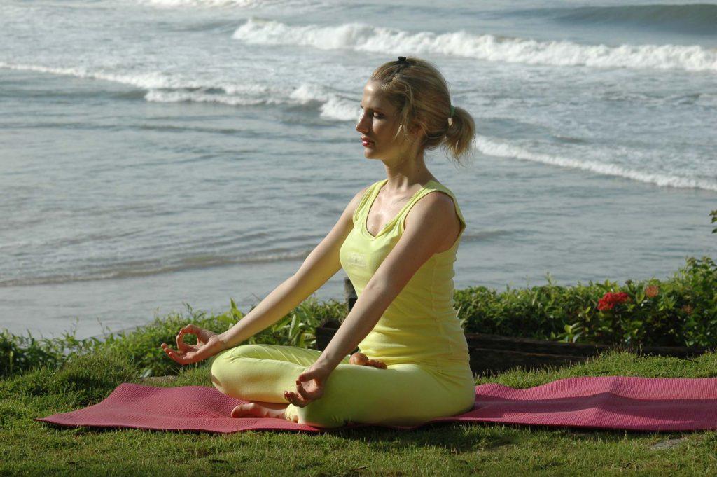 Meditazione e Yoga al Somatheeram Ayurveda Village