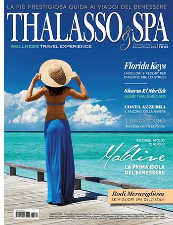 THALASSO & SPA - Summer Issue 2019 - Copertina