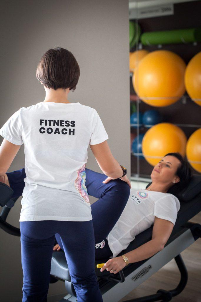 Fitness VYTA Coach Hotel Plaza Abano Terme
