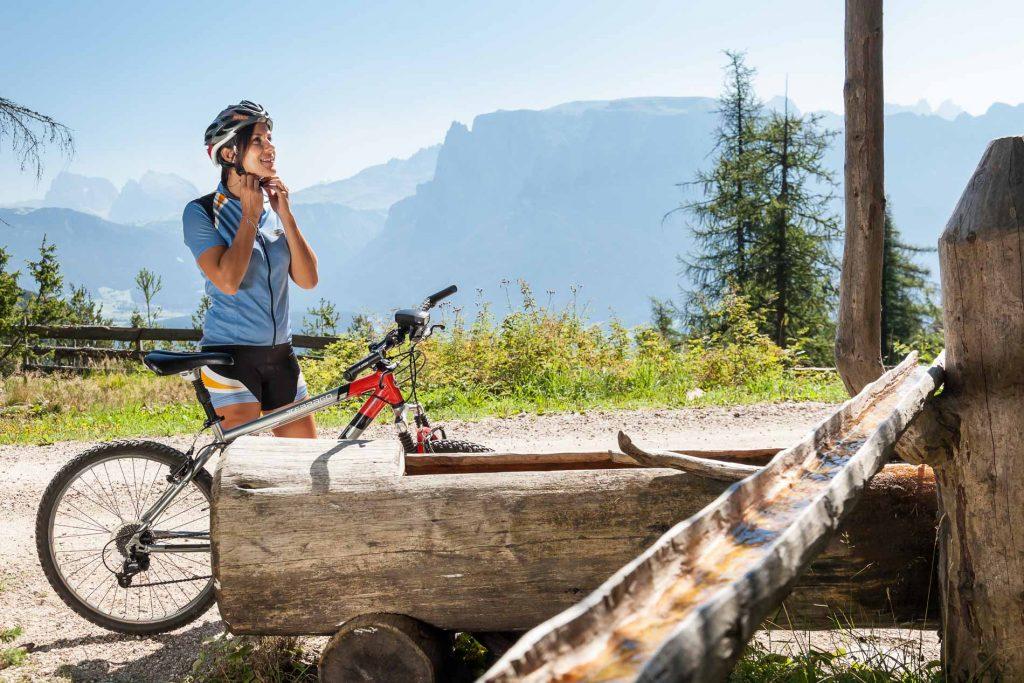 Mountainbike Renon - Foto Tiberio Sorvillo