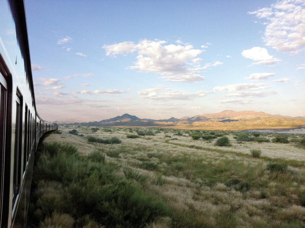 Deserto del Kalahari,Rovos Rail