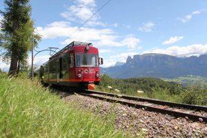 Trenino del Renon - Foto Alex Andreis