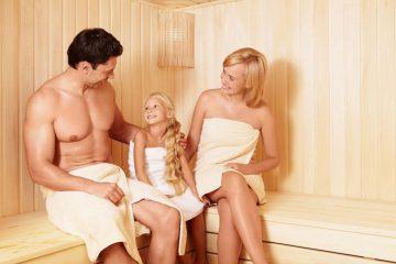 Austria Hotel Die Post sauna per famiglie - THALASSO & SPA La rivista del benessere