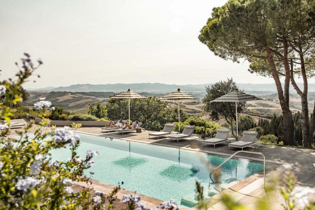 Borgo Castelfalfi - piscina