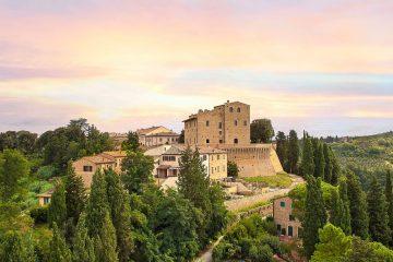 Borgo Castelfalfi - il Castello