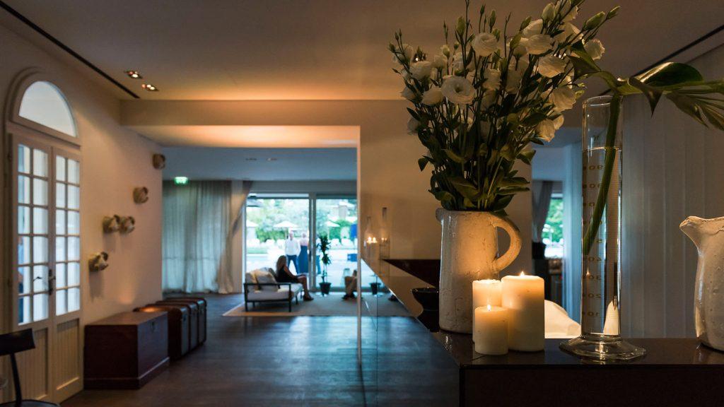 Ambienti eleganti al MarePineta Resort, hotel 5 stelle a Milano Marittima