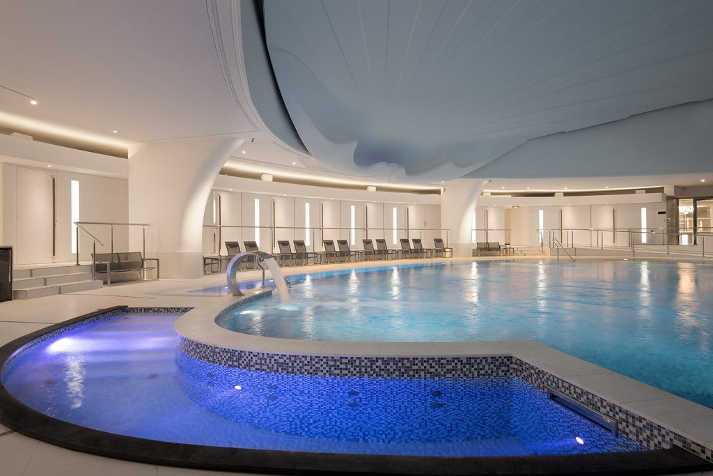 Thermes Marins Monte-Carlo - piscina interna