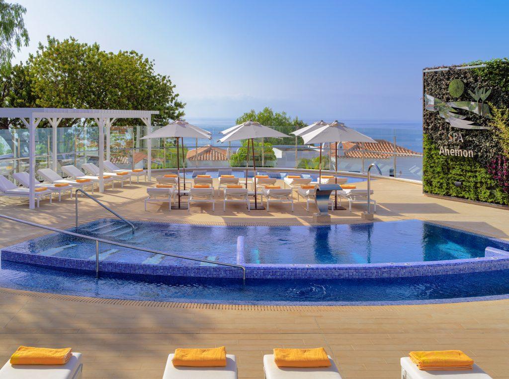 SPA Ahemon Hotel Jardin Tecina, Canarie - Foto: Fred Olsen