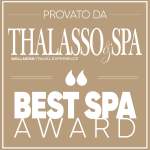 THALASSO & SPA Badge - Best SPA Award - 2 gocce