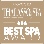 THALASSO & SPA Badge - Best SPA Award - 3 gocce