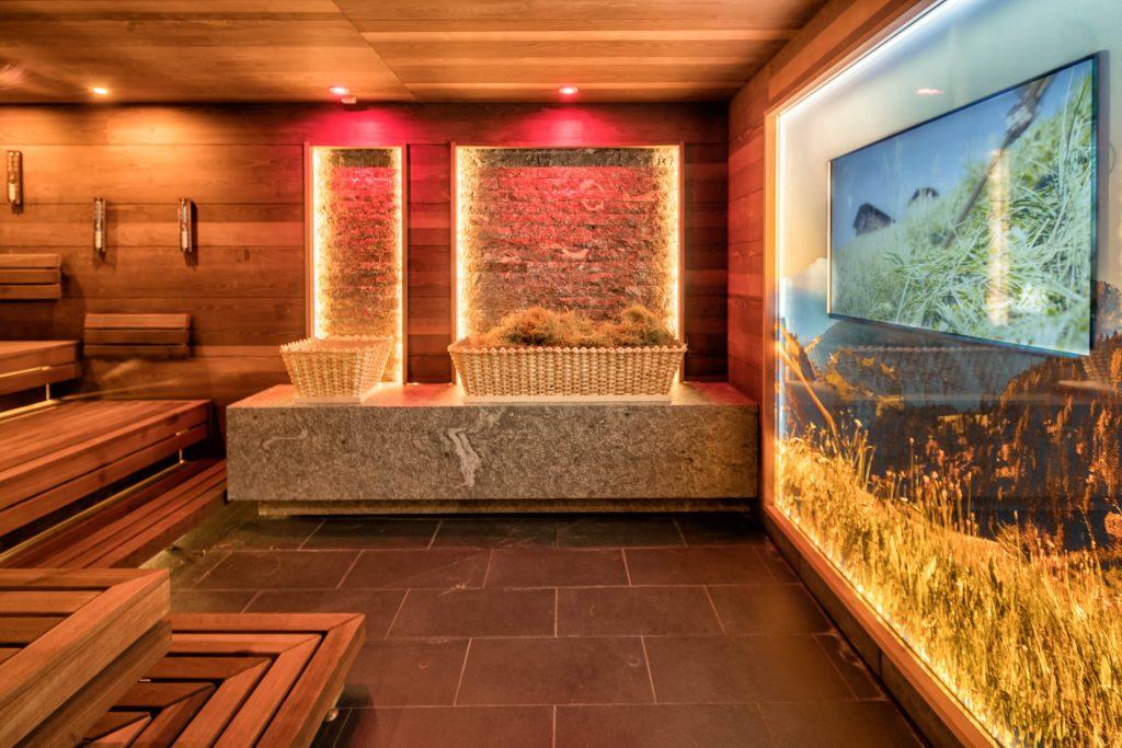 Sauna al fieno - Terme Merano special nights