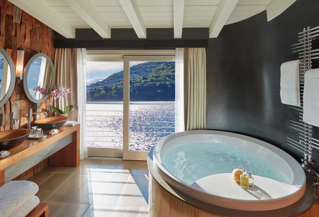 Mandarin Oriental Lago di Como, villa della Rocca