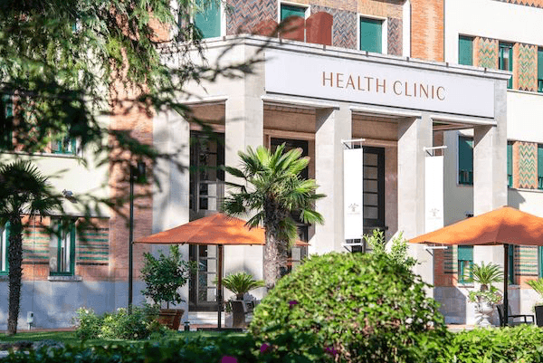 Lucia Magnano Health Clinic . Castrocaro Terme