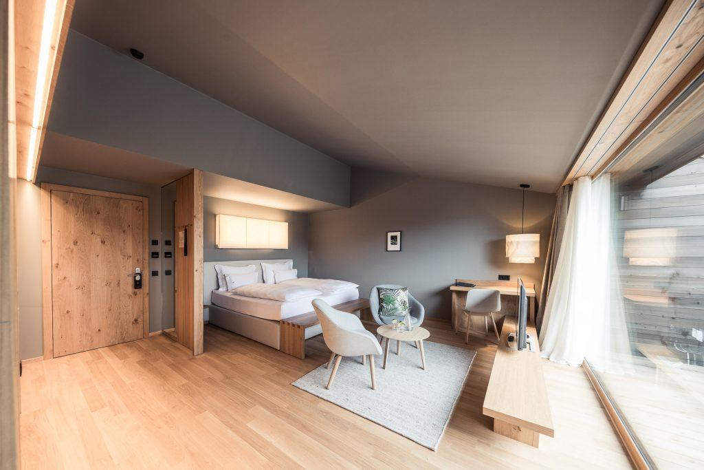 Hotel Lamm, suite