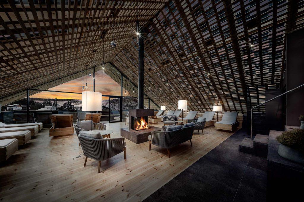 Hotel Lamm, winter SPA