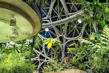 Amazon Spheres - THALASSO & SPA Wellness Travel Magazine
