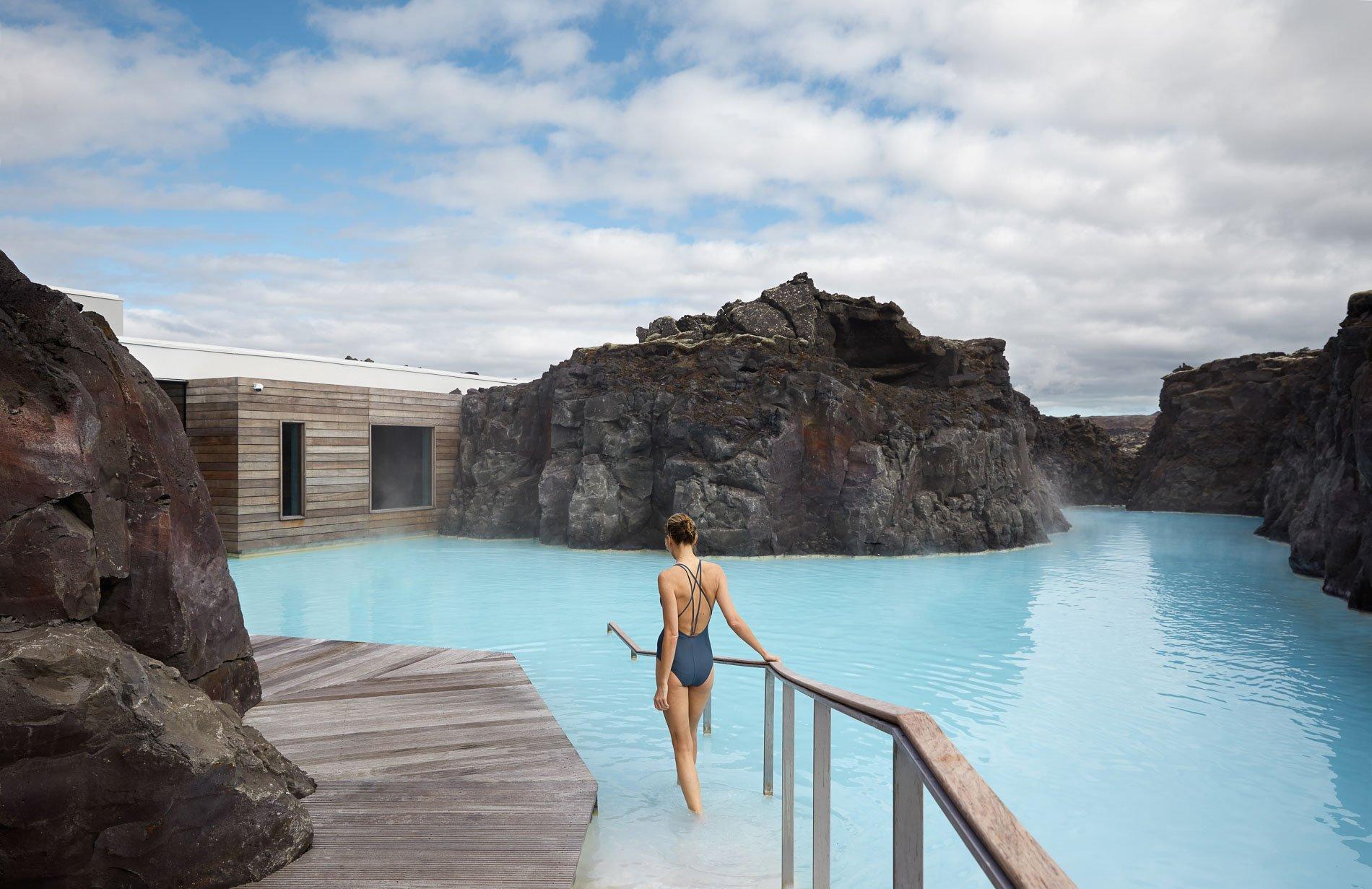 Blue Lagoon Islanda - SPA naturali - THALASSO & SPA la rivista di viaggi del benessere