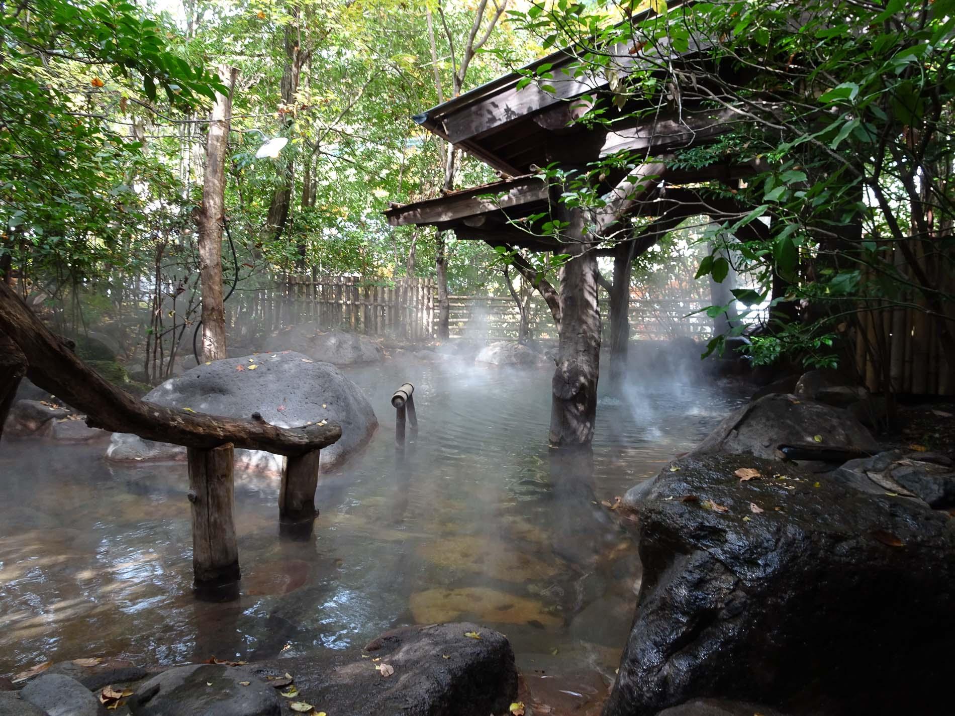 Kurokawa Onsen, Giappone