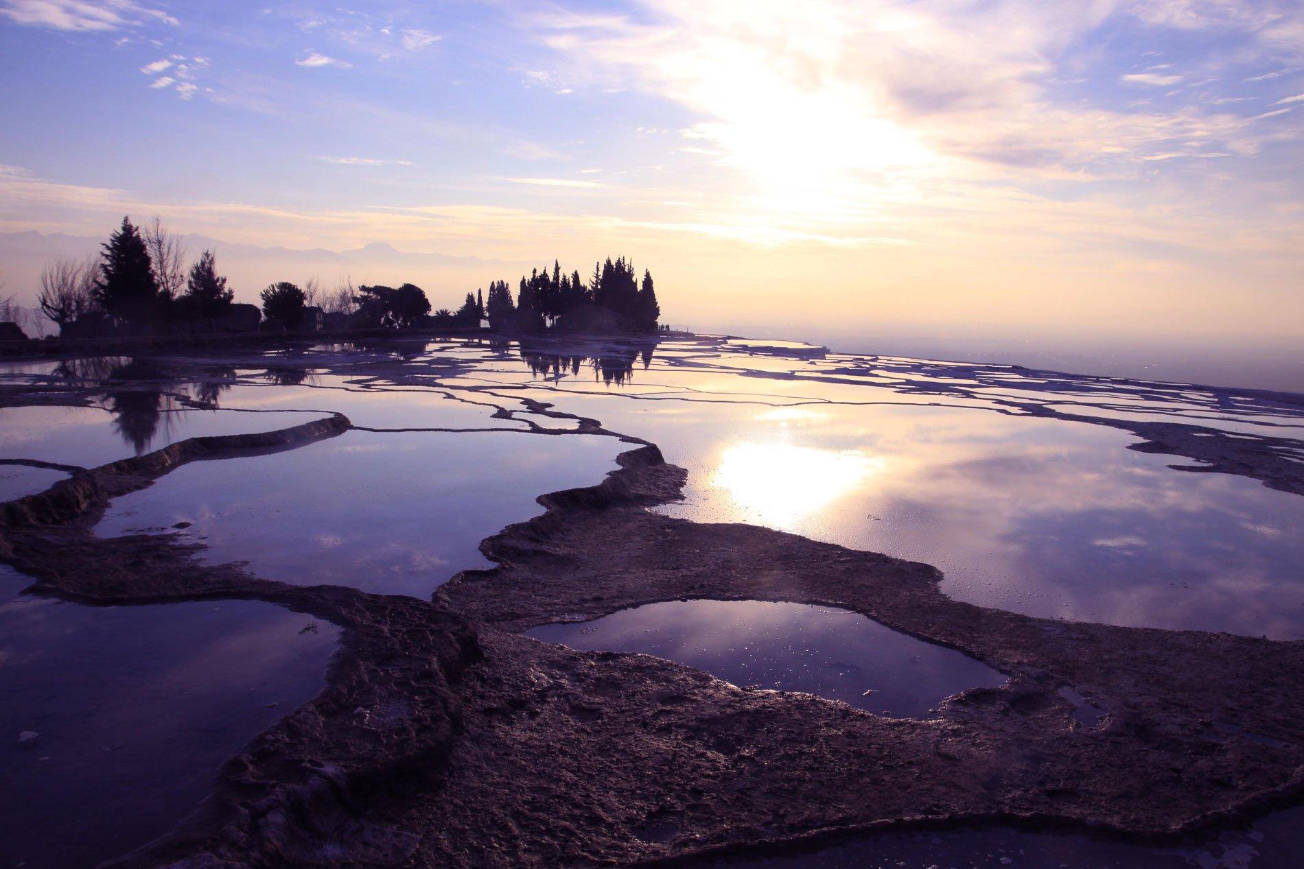 Pamukkale - SPA naturali in Turchia - THALASSO & SPA rivista di turismo del benessere