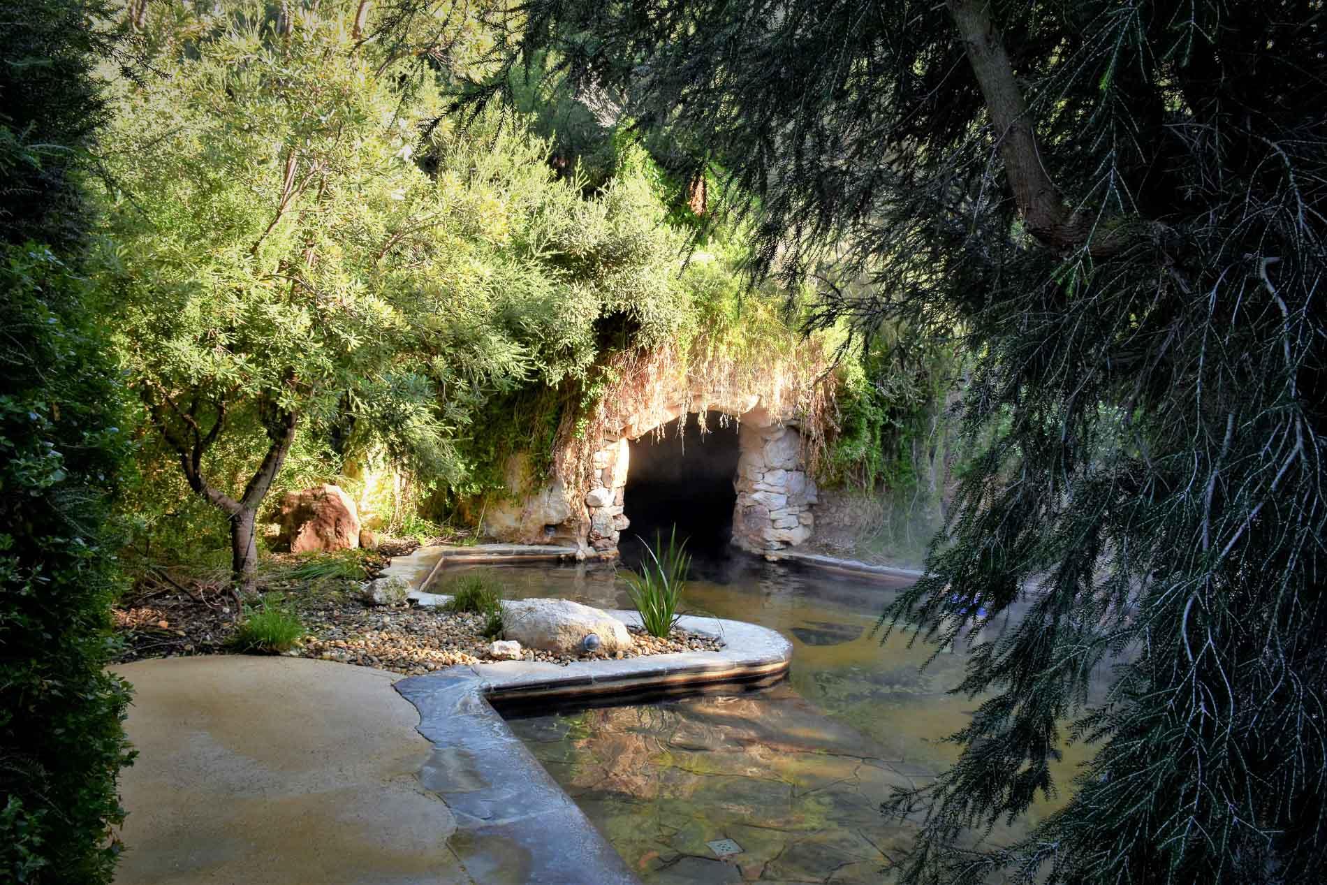 Peninsula Hot Springs - SPA naturali in Australia