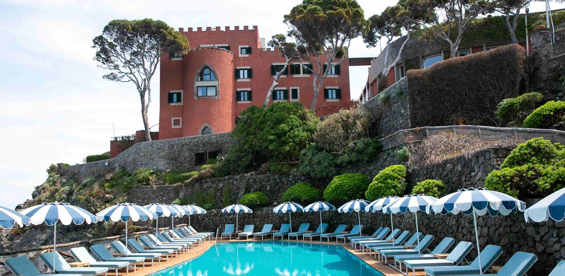 Mezzatorre Hotel Ischia