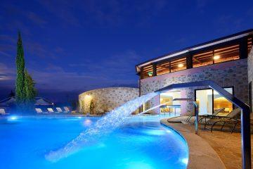 Una vacanza rigenerante al Borgobrufa SPA resort
