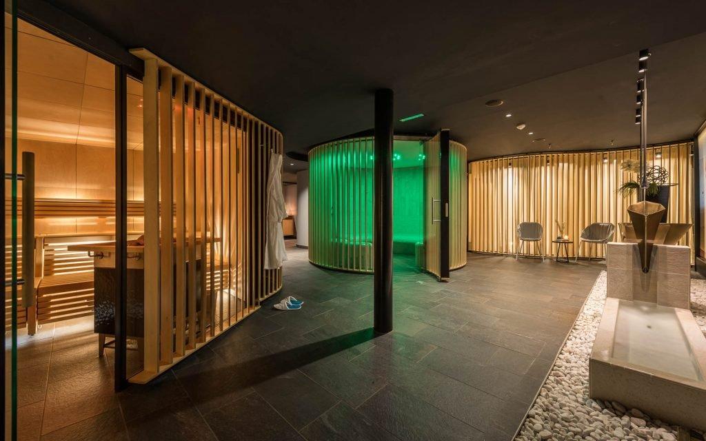 Post Hotel San Candido - sauna