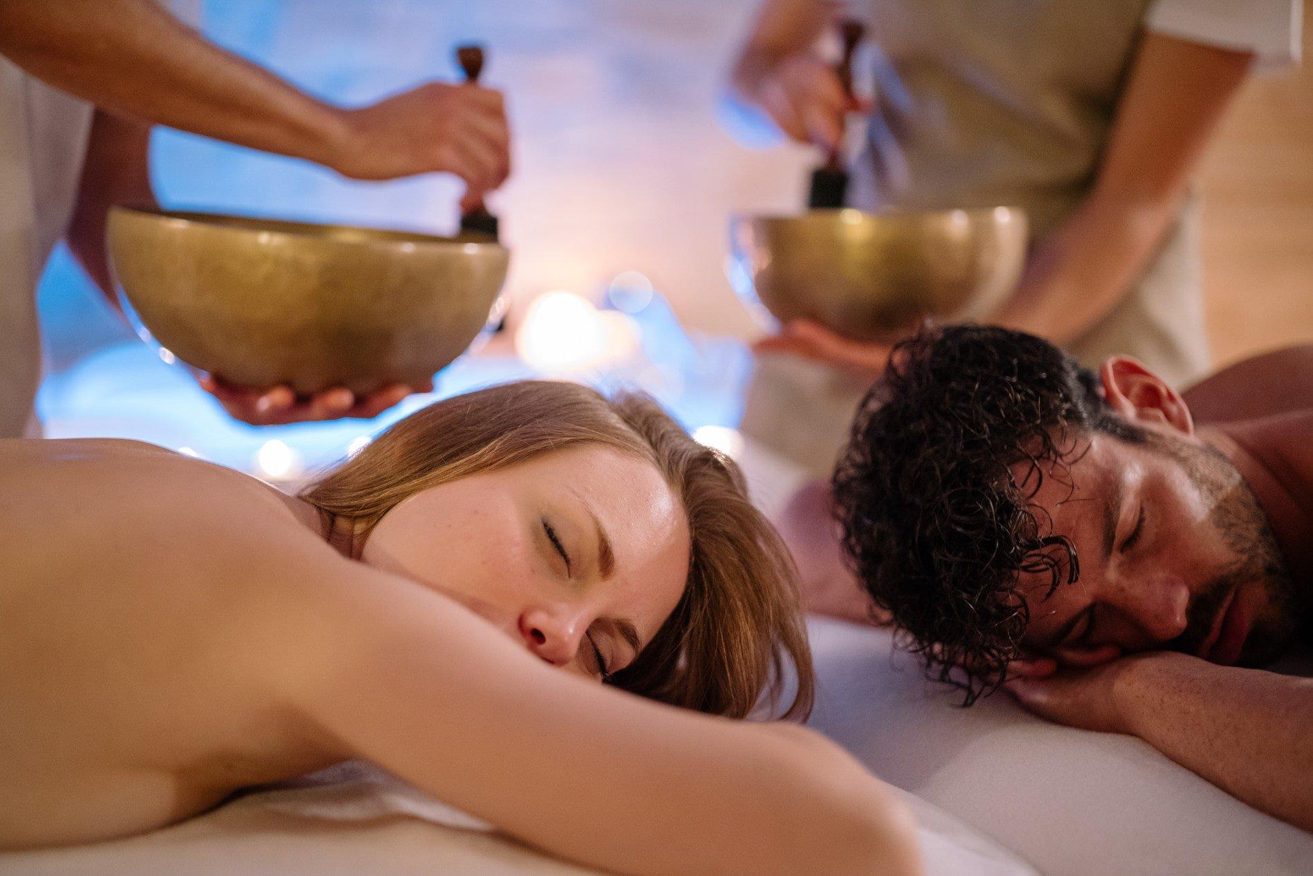 Borgobrufa SPA resort massaggi di coppia nella SPA