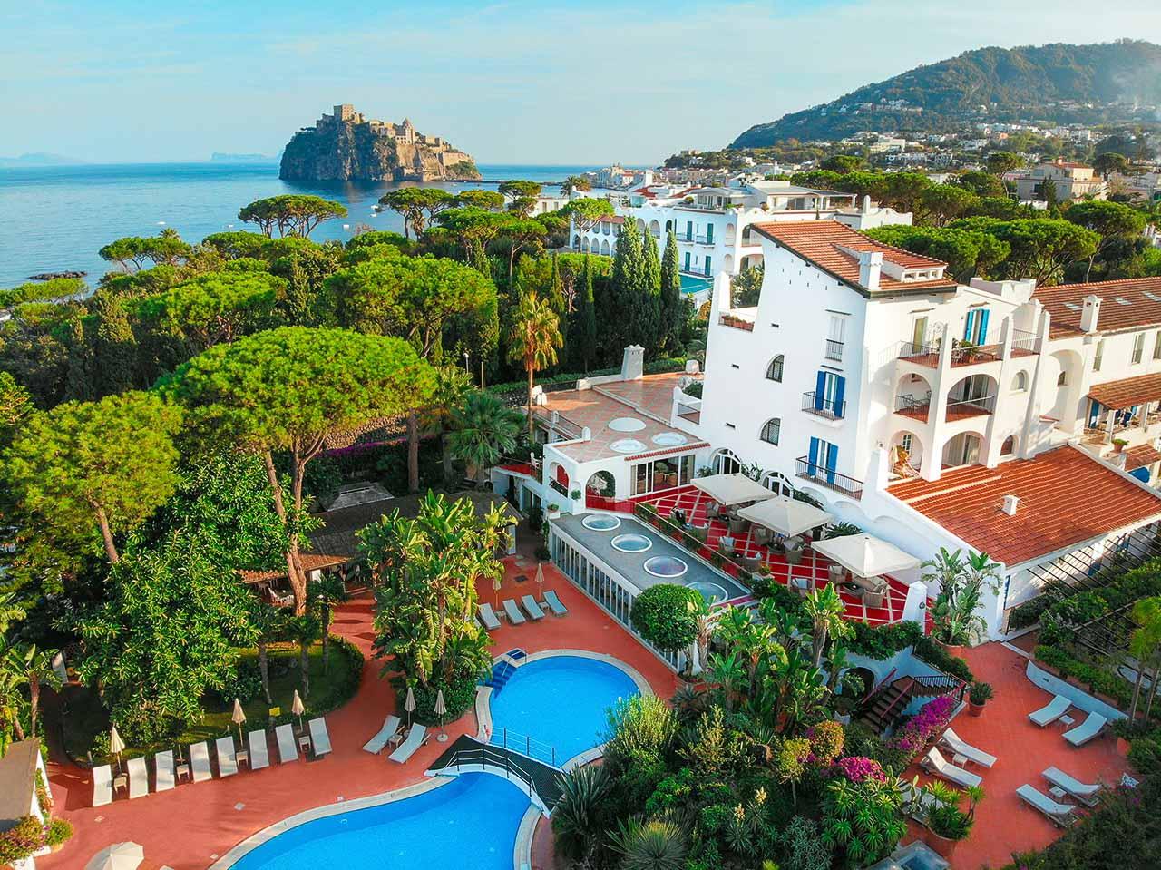 Grand Hotel il Moresco Ischia