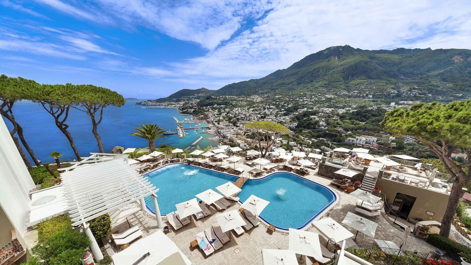 San Montano Resort Ischia