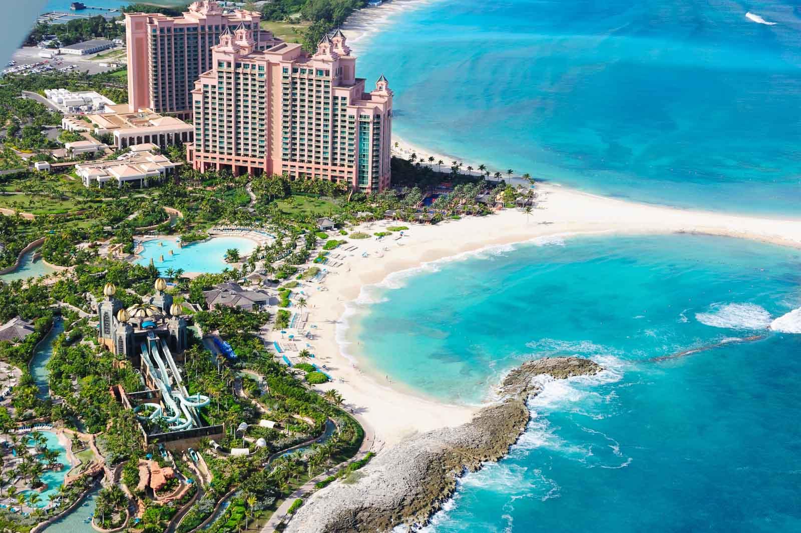 Atlantis Paradise Island Bahamas Nassau