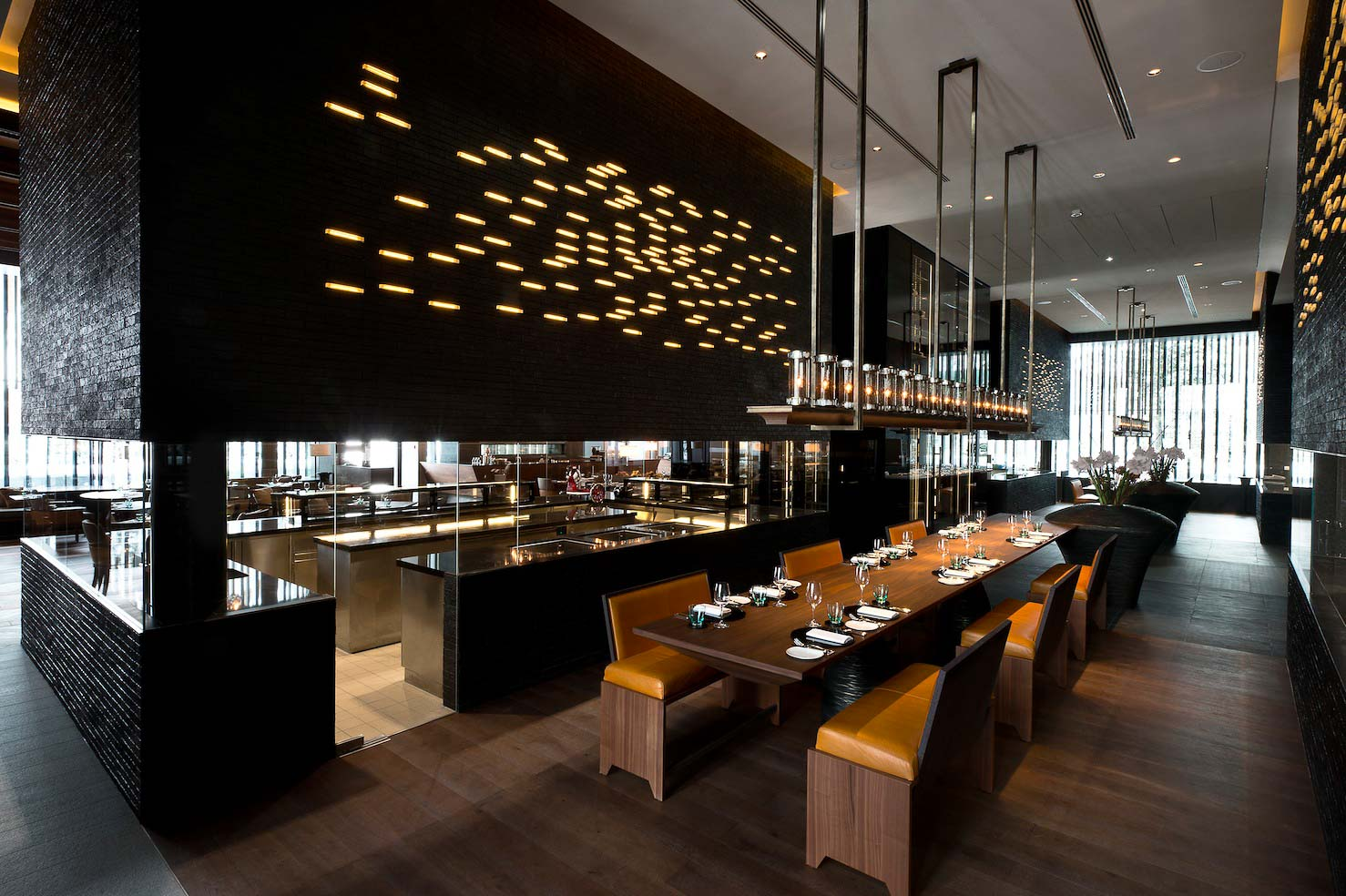 The Restaurant - The Chedi