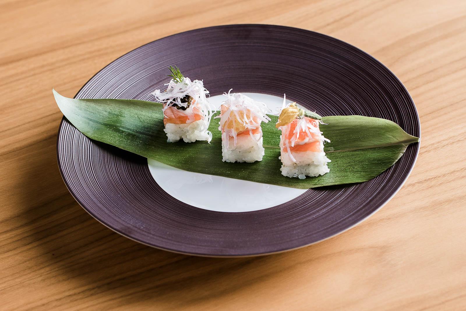 The Chedi sushi