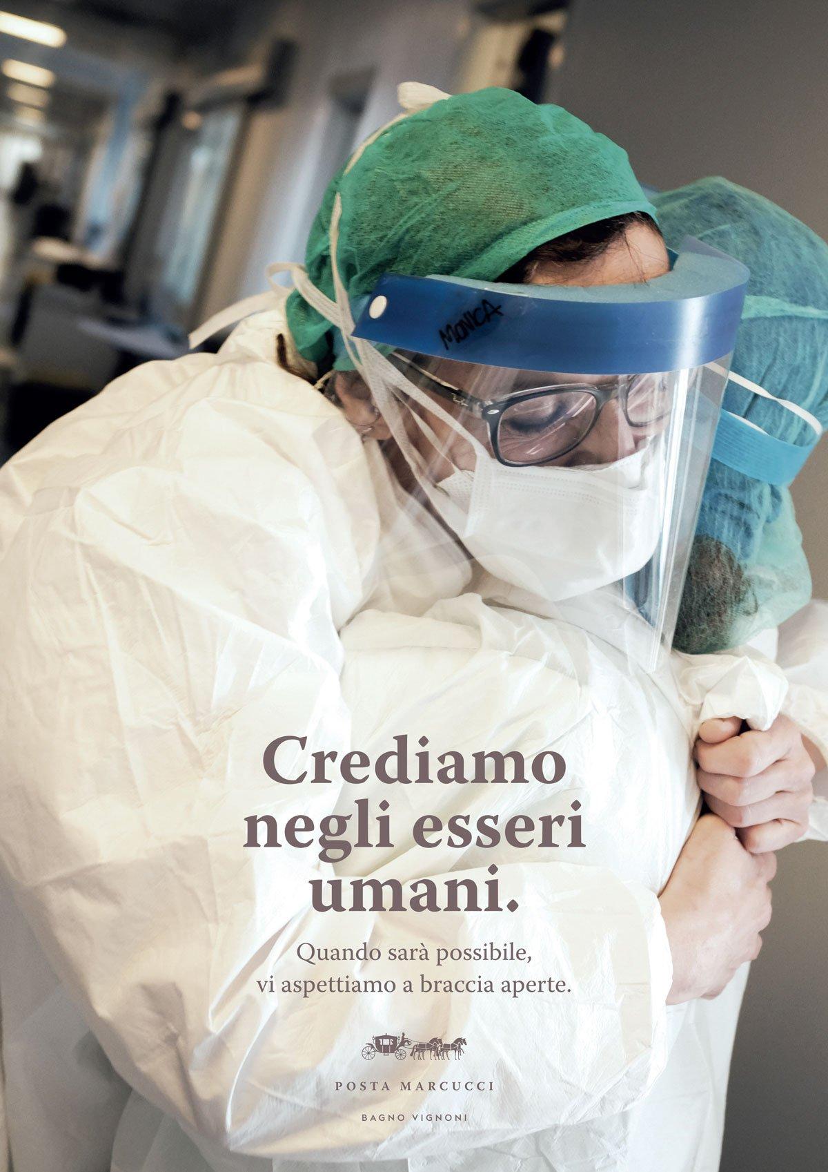 Posta Marcucci - crediamo negli esseri umani