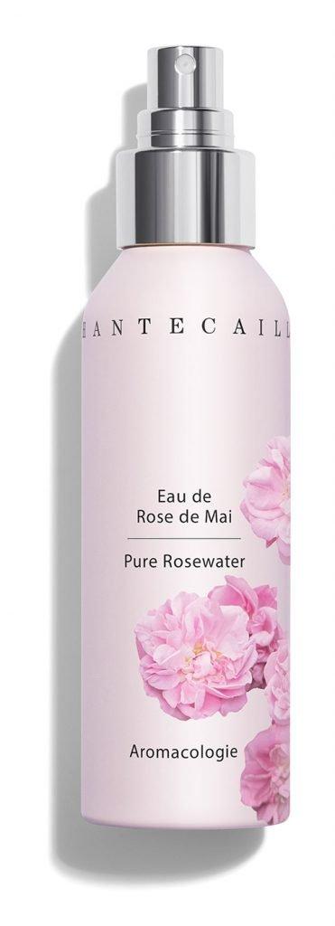 Pure Rosewater di Chancecaille con potere aromaterapico, da spruzzare sul viso durante il giorno